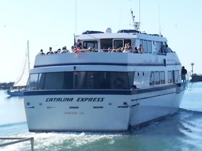 Catalina Express by southocbeaches.com