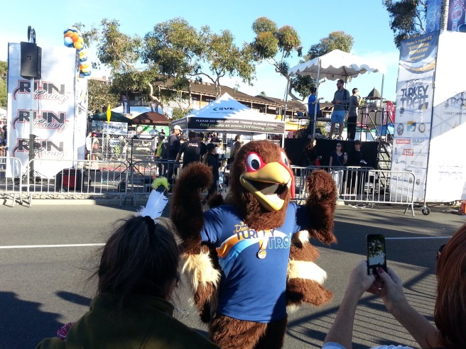 Dana Point Turkey Trot 2014 by southocbeaches.com