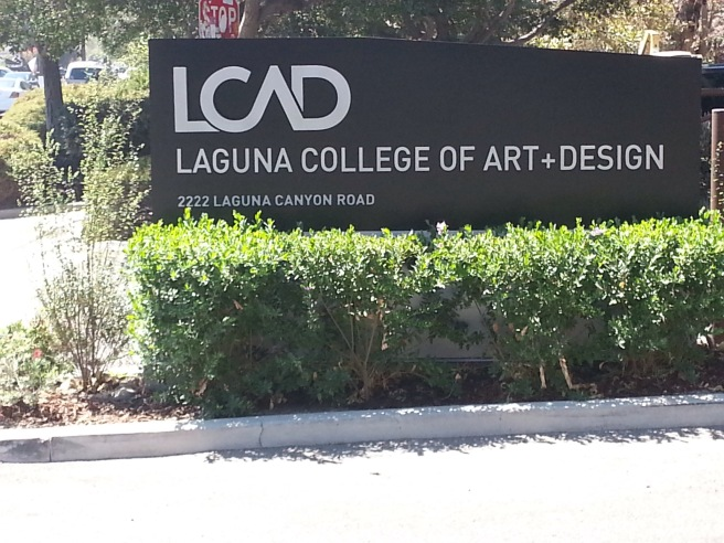 Laguna College of Art + Design Courtesy of SouthOCBeaches.com
