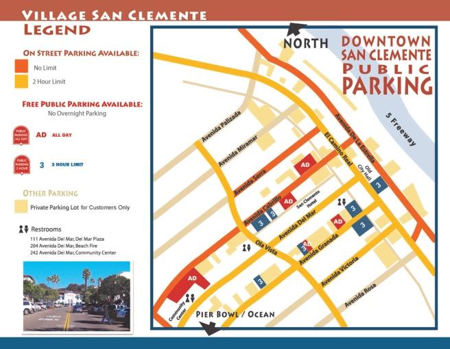 san clemente downtown parking map courtesy of https://villagesanclemente.org