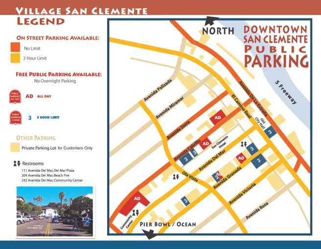 san clemente downtown parking map courtesy of https://villagesanclemente.org