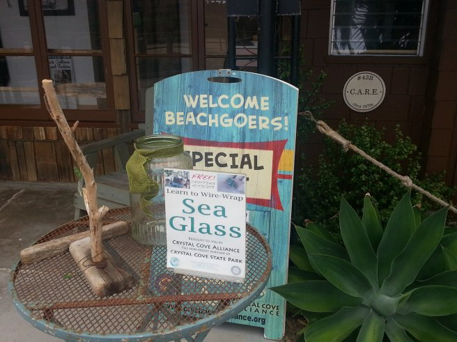 crystal cove sea glass by southocbeaches.com