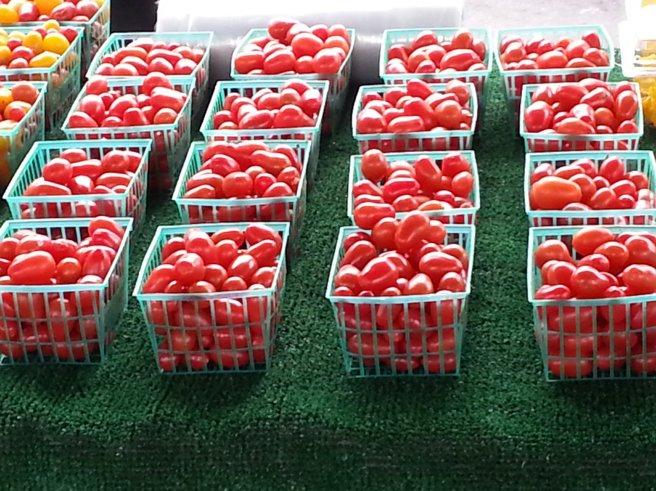 organic farmers market by southocbeaches.com