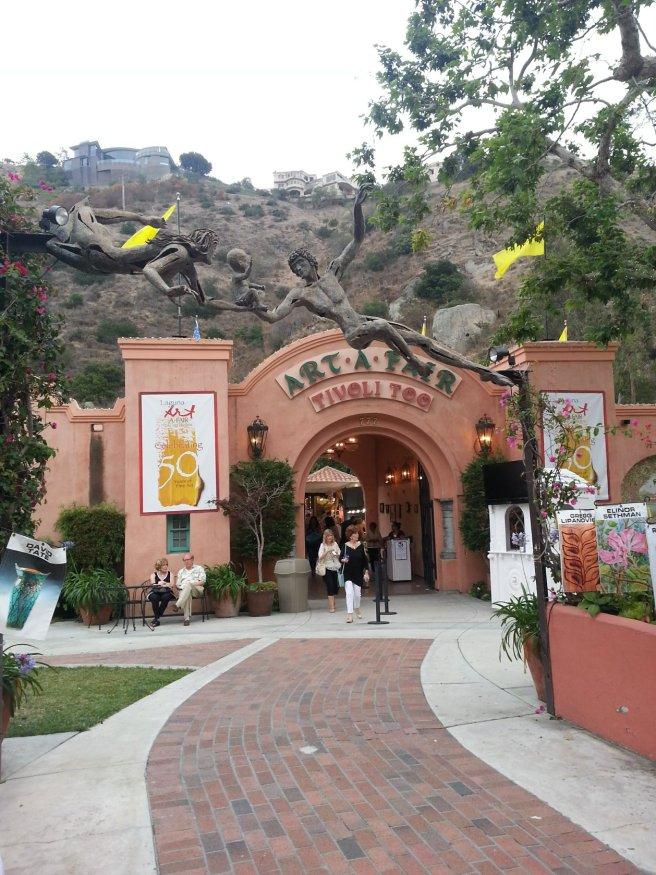 Laguna Beach Art A Fair 2016 buy SouthOCBeaches.com