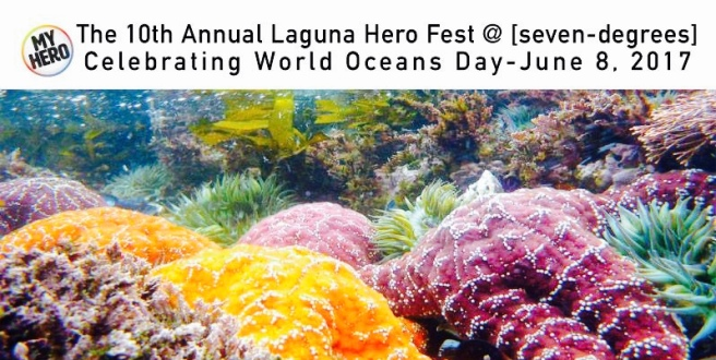 Laguna Beach Hero Fest June 8 2017