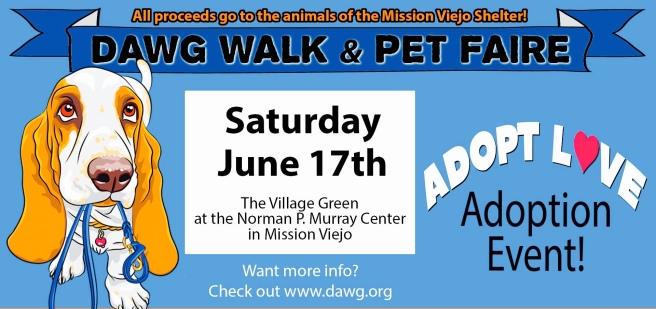 Mission Viejo Pet Fair June 17 2017