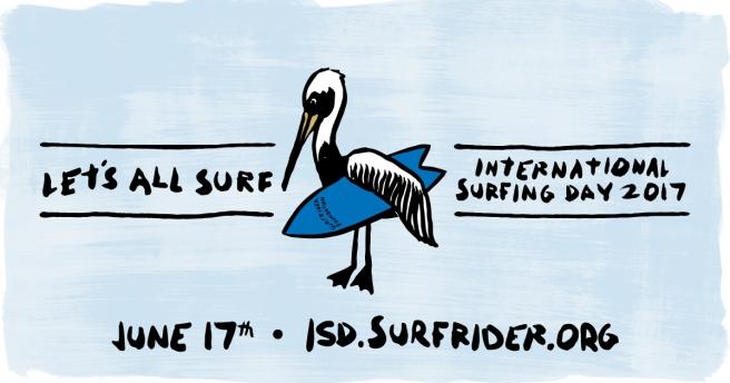 International Surfing Day June 17 2017