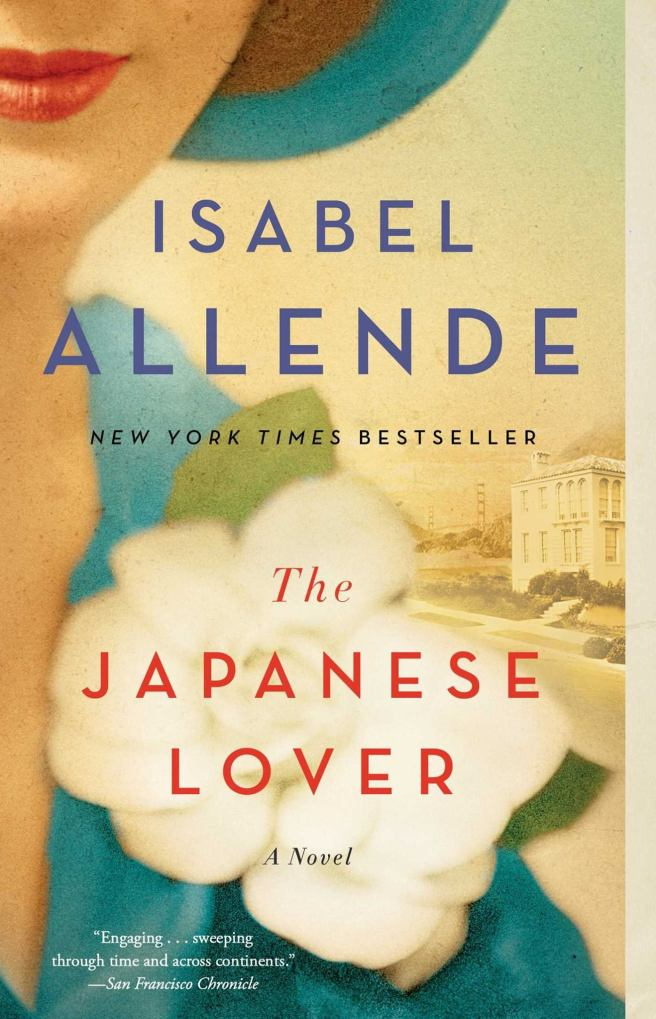 Isable Allende The Japanese Lover