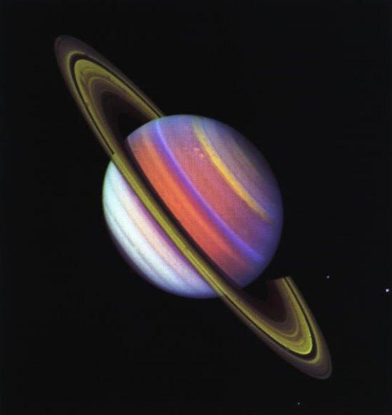 Saturn Image Courtesy of NASA.gov