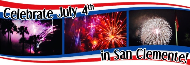 San Clemente July 4 2017 Courtesy of San-Clemente.org