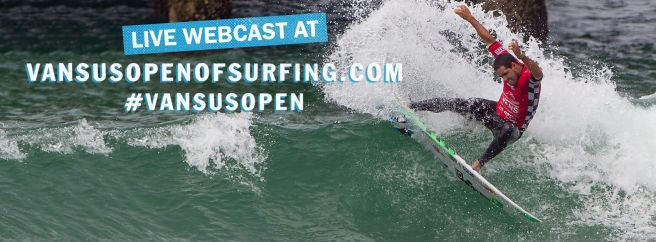 Vans US Open of Surfing Huntington Beach 2017 Live Webcast