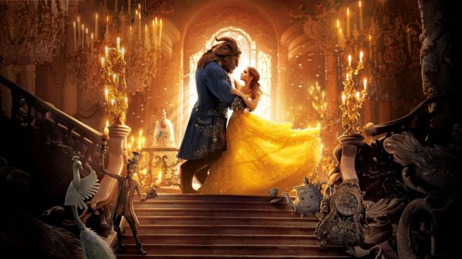 Beauty and the Beast Courtesy of Disney.com