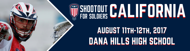 Shootout for Soldiers Dana Point California August 11 2017