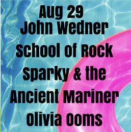 Huntington Beach Surf City Night Music Lineup August 29 2017