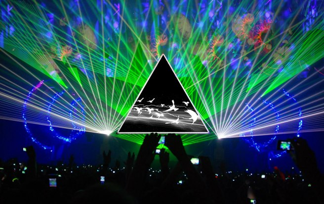 Image Courtesy of PinkFloydLaserShow.com