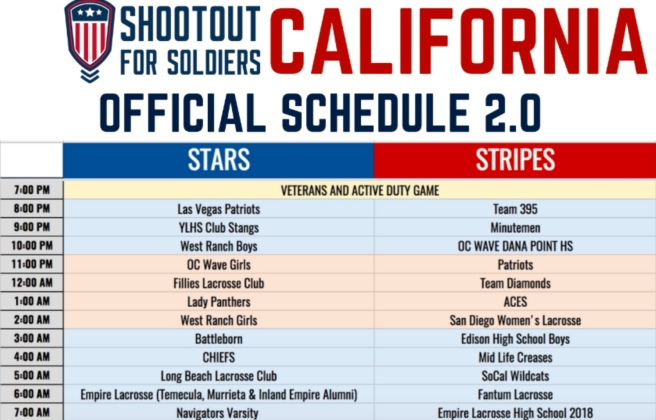 Shootout for Soldiers August 11 2017