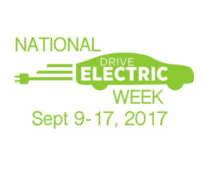 National Drive Electric Week 2017
