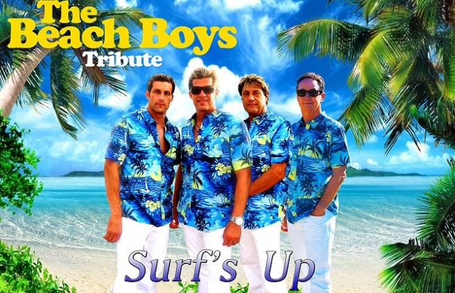 The Beach Boys Tribute Band Surf's Up