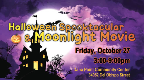 Dana Point Halloween Spooktacular October 27 2017