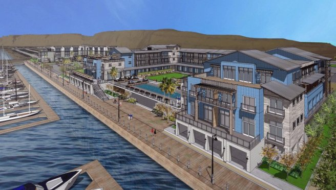 Dana Point Harbor Revitalization Courtesy of Facebook.com:OCGOV