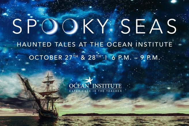 Dana Point Ocean Institute Spooky Seas Courtesy of Ocean-Institute.org
