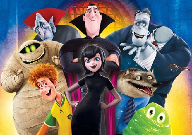 Hotel Transylvania Courtesy of SonyPictures.com