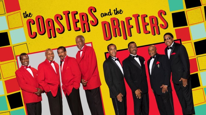 The Coasters and The Drifters Courtesy of The LagunaPlayhouse.com