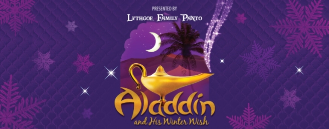 Aladdin and his winter wish Laguna Playhouse December 2017