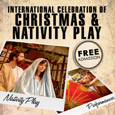 Huntington Beach Old World Christamas Nativity Play December 17 2017