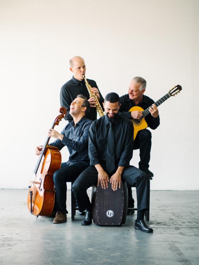 Quarteto Nuevo Courtesy of Quarteto Nuevo.com
